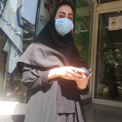 پروژه پروموشن میدانی پانچ کارت (شرکت مهندسی متین رایانه آریان)، شعبه 9 اداره کل بیمه تامین اجتماعی تهران بزرگ (سهروردي شمالی، هویزه غربی)، شهریور ماه 1399